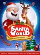 Cover for Santa world: Christmas bedtime stories