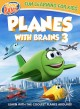 Cover for Planes With Brains 3