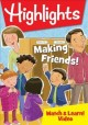 Cover for Highlights - Making Friends!