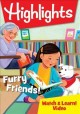 Cover for Highlights - Furry Friends!