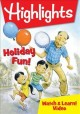 Cover for Highlights - Holiday Fun!