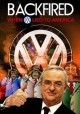 Cover for Backfired: when VW lied to America