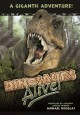 Cover for Dinosaurs Alive!