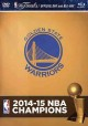 Cover for 2014-15 NBA Champions: Golden State Warriors