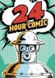 Cover for 24 Hour Comic