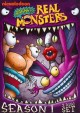 Cover for Aaahh!!! real monsters.