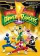 Cover for Power Rangers.