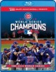 Cover for 2016 World Series champions.