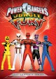 Cover for Power Rangers Jungle Fury the Complete Series