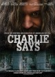 Cover for Charlie Says