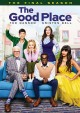 Cover for The good place. The final season