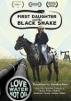 Cover for First Daughter and the Black Snake