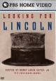 Cover for Looking for Lincoln