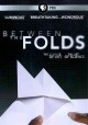 Cover for Between the folds: a film about finding inspiration in unexpected places