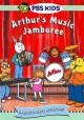Cover for Arthur. Arthur's music jamboree