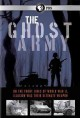 Cover for The ghost army