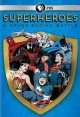 Cover for Superheroes: a never-ending battle