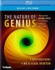 Cover for The nature of genius: two films by Michael Apted on scientific and artistic...