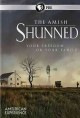 Cover for The Amish. Shunned