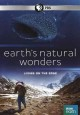 Cover for Earth's natural wonders: living on the edge