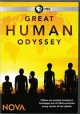 Cover for Great human odyssey