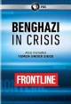 Cover for Benghazi in Crisis