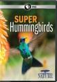 Cover for Super hummingbirds.