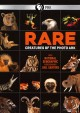 Cover for Rare: Creatures of the Photo Ark