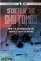 Cover for Secrets of the sky tombs