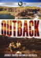 Cover for Outback: journey through northwest Australia