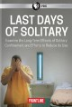 Cover for Last Days of Solitary