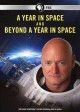 Cover for A Year in Space and Beyond a Year in Space