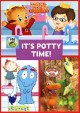 Cover for It's potty time, 2017.