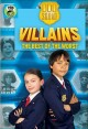 Cover for Odd Squad: Odd Squad Villains - The Best of the Worst