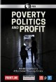 Cover for Poverty, Politics and Profit