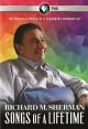 Cover for Richard M. Sherman: Songs of a Lifetime