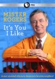 Cover for Mister Rogers: it's you I like
