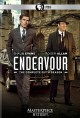 Cover for Endeavour. The complete fifth season