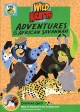 Cover for Wild Kratts - Adventures on the African Savannah