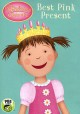 Cover for Pinkalicious & peterrific. Best pink present