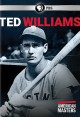 "Cover for Ted Williams: ""the greatest hitter who ever lived"""