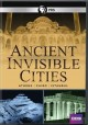 Cover for Ancient invisible cities