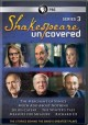 Cover for Shakespeare uncovered. Series 3