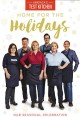 Cover for America's test kitchen. Home for the holidays