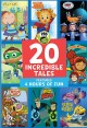 Cover for PBS Kids: 20 Incredible Tales