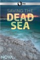 Cover for Saving the dead sea