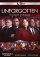 Cover for Unforgotten. The complete third season