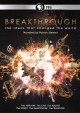 Cover for Breakthrough. The ideas that changed the world