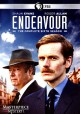 Cover for Endeavour. The complete sixth season