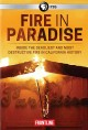 Cover for Frontline. Fire in paradise